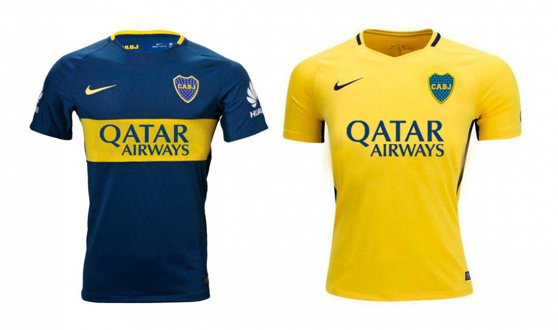 Boca vuela alto  Qatar Airways será el nuevo sponsor de la camiseta ... 9328ec62a47c3