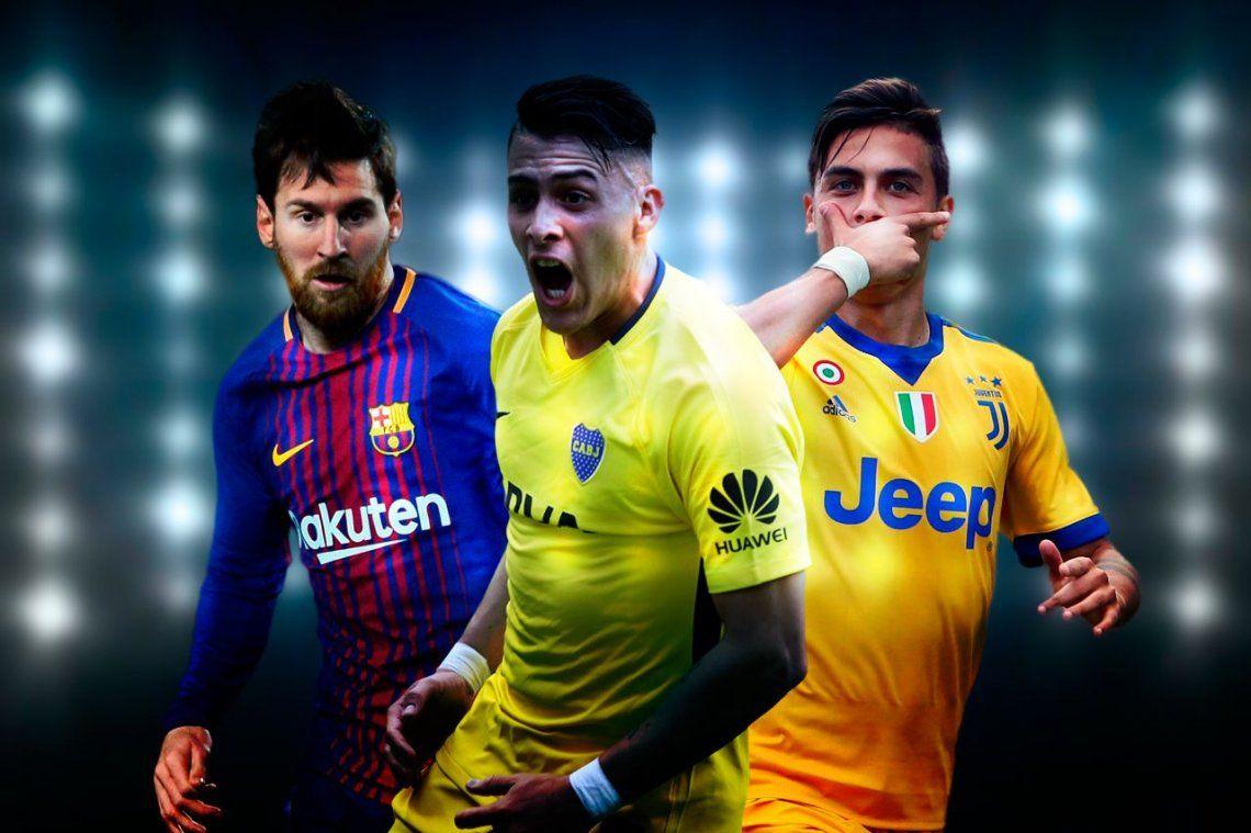 Superliga, Sudamericana y Copa Argentina: hora y TV de todos los partidos del miércoles