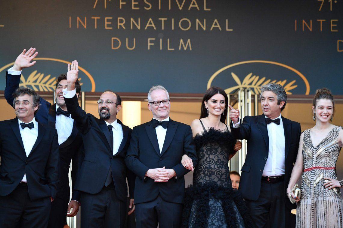 Las mejores fotos de la ceremonia de apertura de Cannes 2018