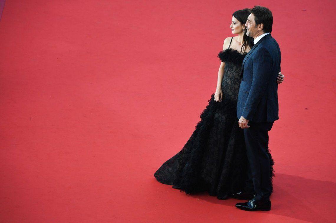 Penelope Cruz y Javier Bardem.