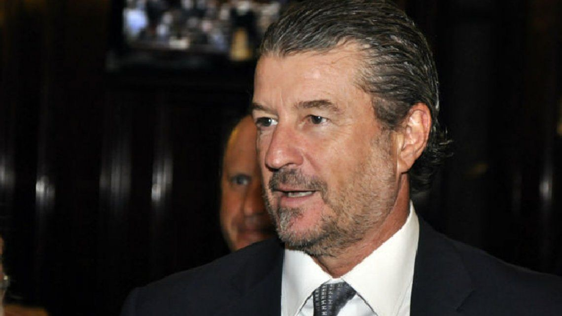 Renunció el camarista federal Jorge Ballestero