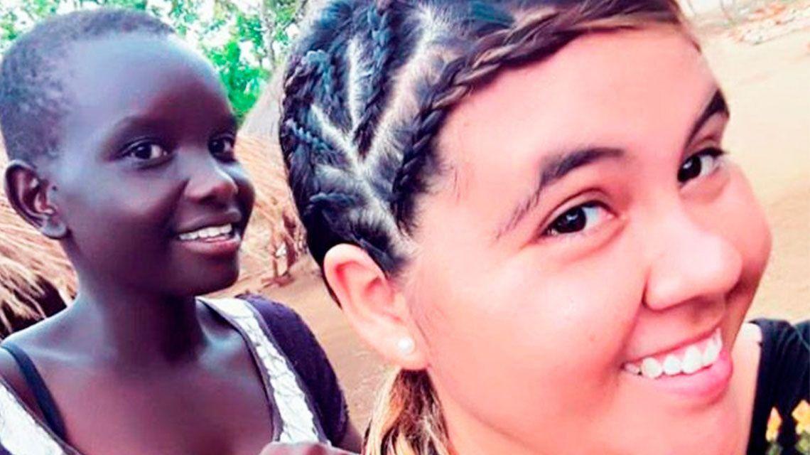 Murió una argentina en Uganda que prestaba ayuda humanitaria