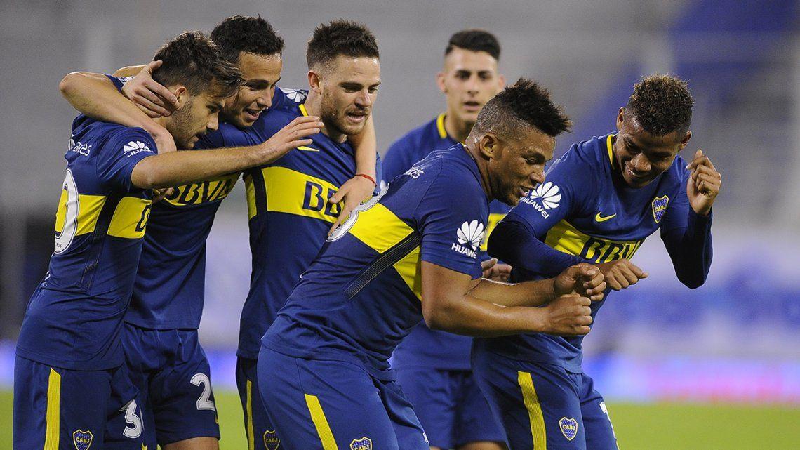 Fecha 4 Vélez 0 Boca 4