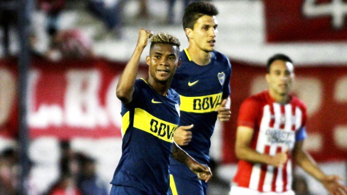 Fecha 12 Estudiantes 0 Boca 1