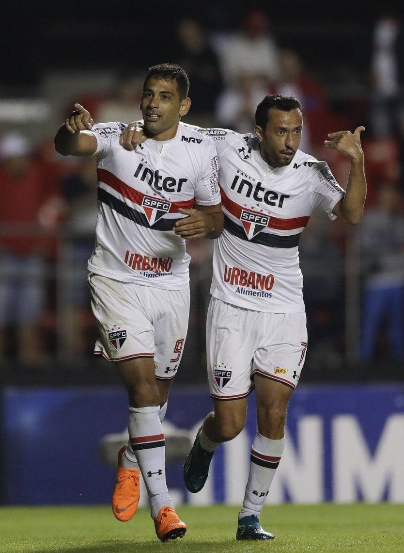 Central no tiene paz: perdió con San Pablo y quedó afuera de la Sudamericana