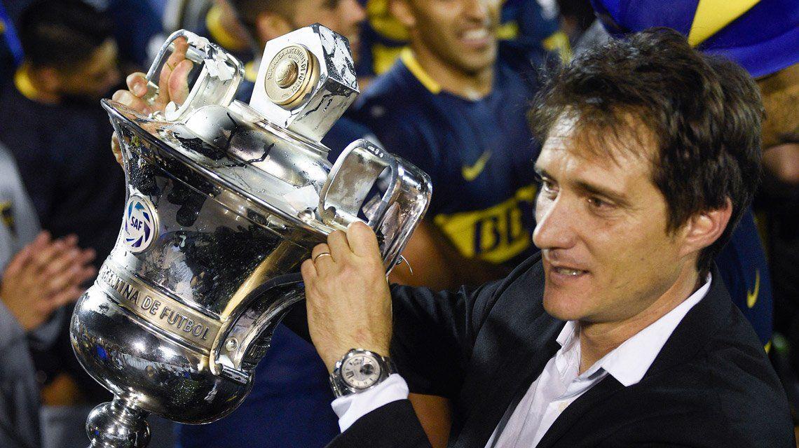 Guillermo, filoso: Nadie juega mejor que Boca