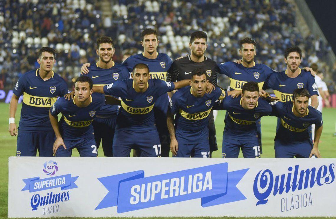 El uno X uno de Boca frente a Gimnasia y Esgrima La Plata