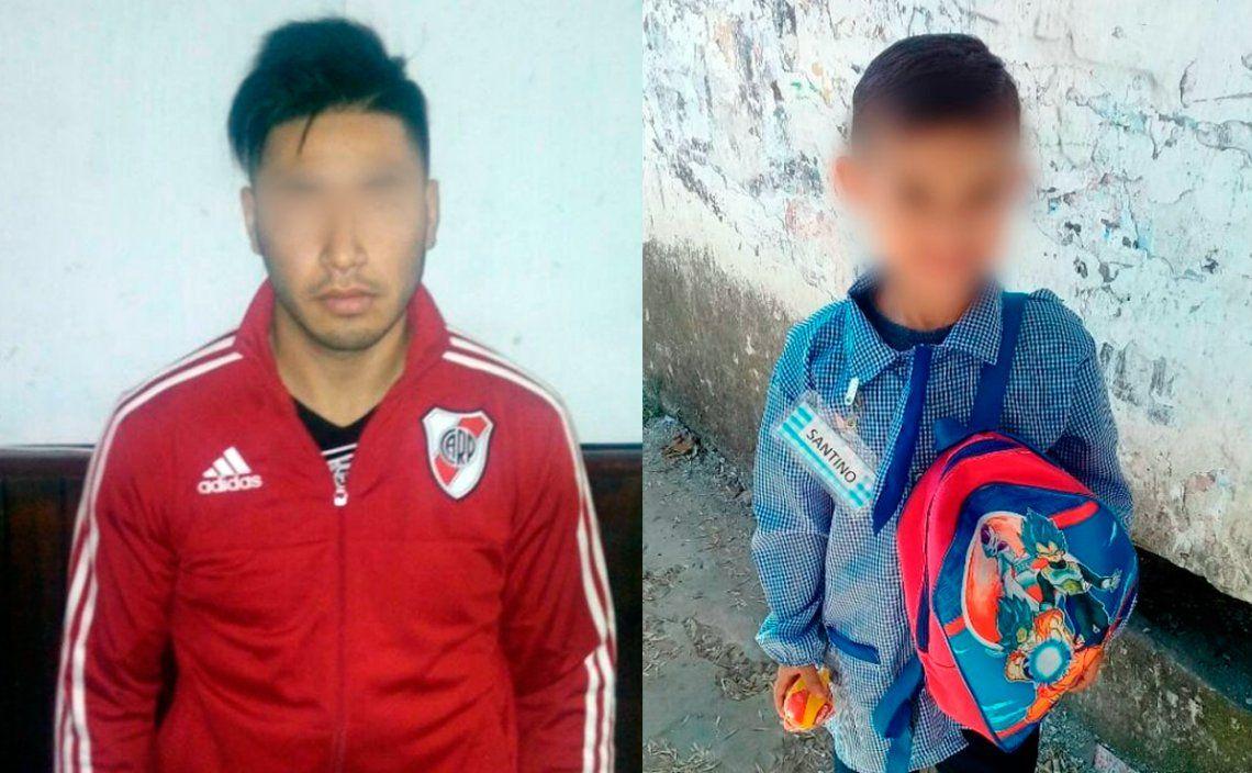 Detienen a jugador de Defensores de Belgrano por violar y matar a su hijastro de 5 años