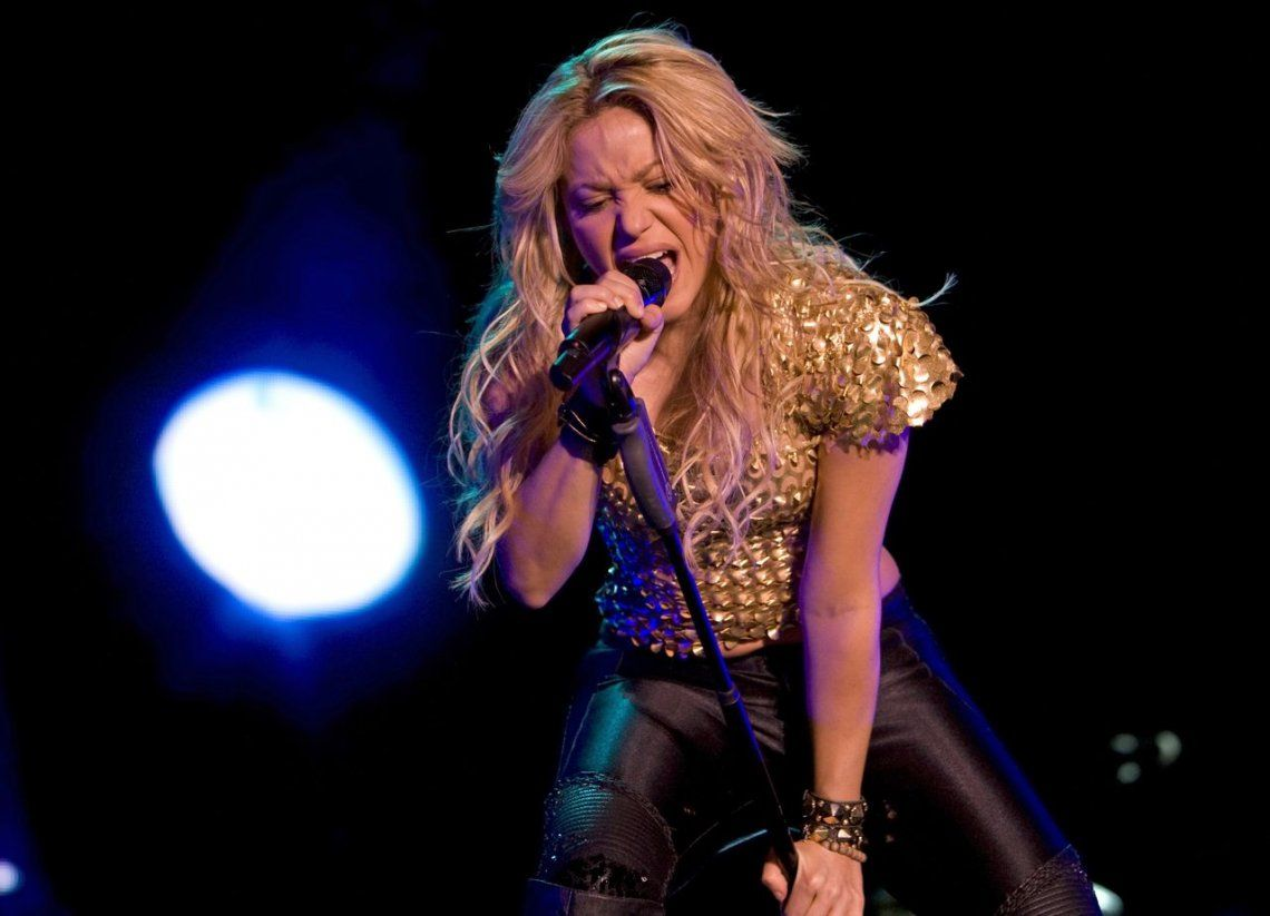 Shakira vuelve a la Argentina: cantará en Buenos Aires y en el Interior