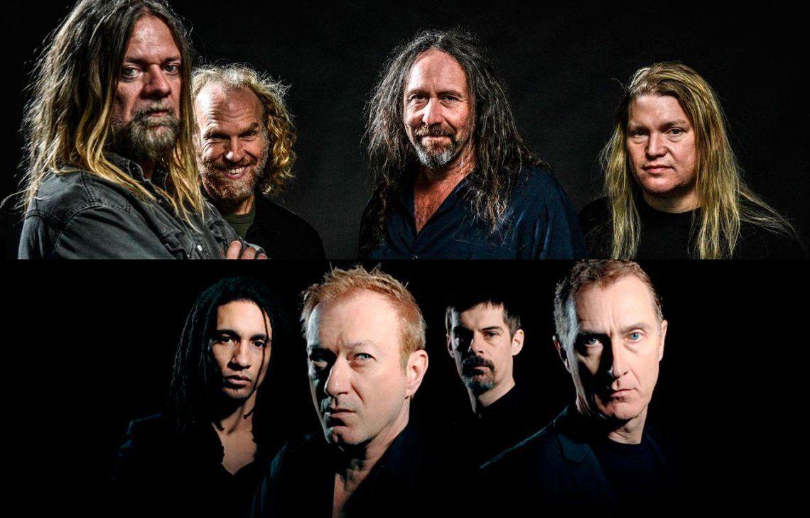 Gang of Four y Corrosion of Conformity inundan Buenos Aires con su rock de culto