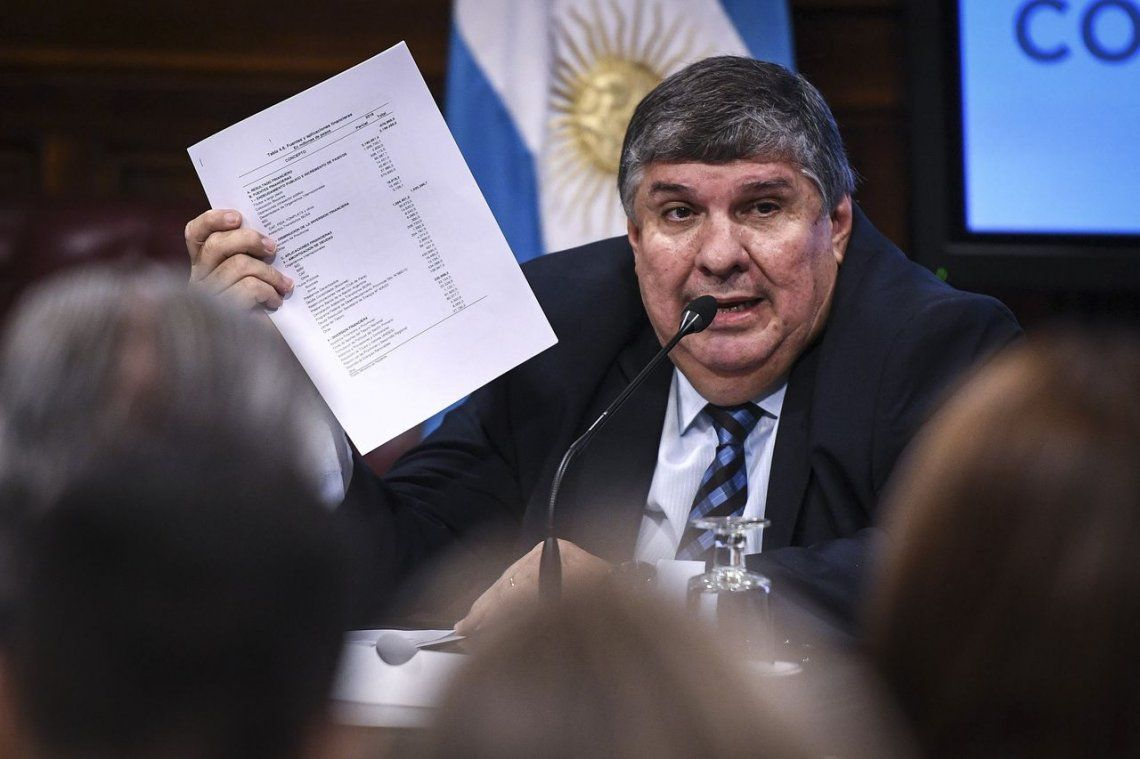Sin quórum, fracasó la reunión de la comisión para tratar el acuerdo con el FMI