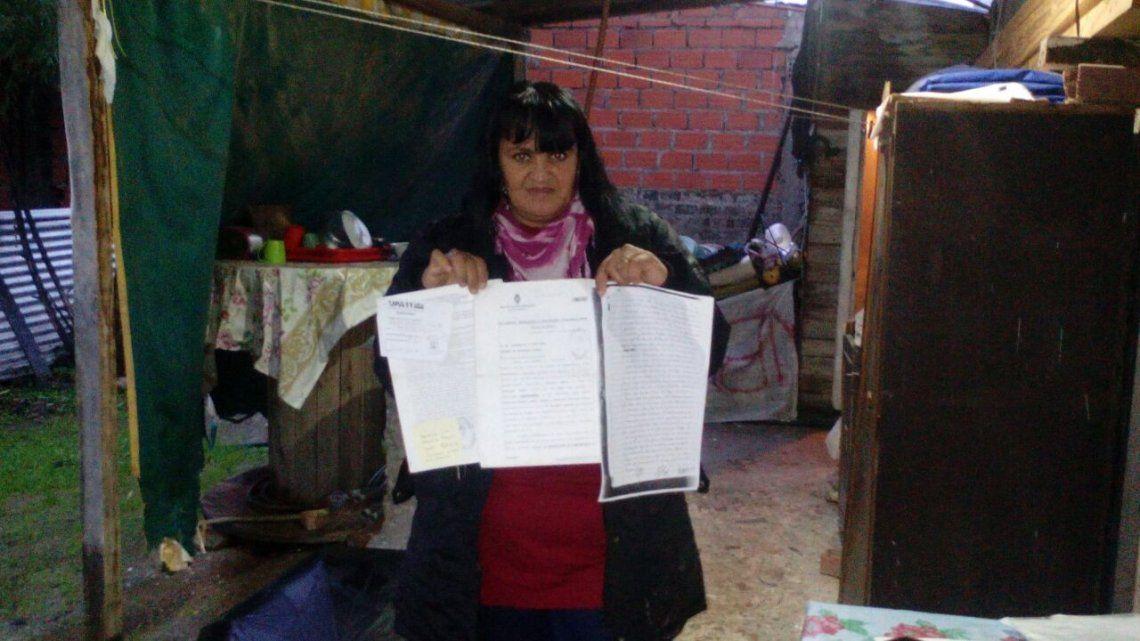 El reclamo de una mujer que ayudó a esclarecer dos homicidios y ahora vive amenazada en Florencio Varela