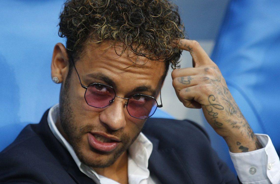 Neymar se quiere ir de PSG y su padre pidió libertad para negociar con Real Madrid