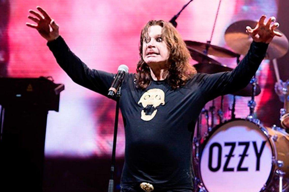 Ozzy Osbourne: Ni en un millón de años me hubiera imaginado la carrera que hice