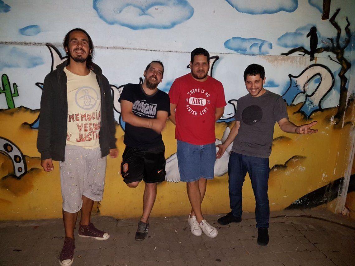 Rock, funk y reggae con Bestia Dócil