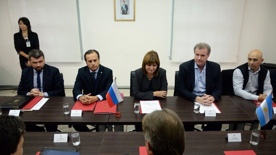 El derecho de admisión para los barras argentinos llegará a Rusia
