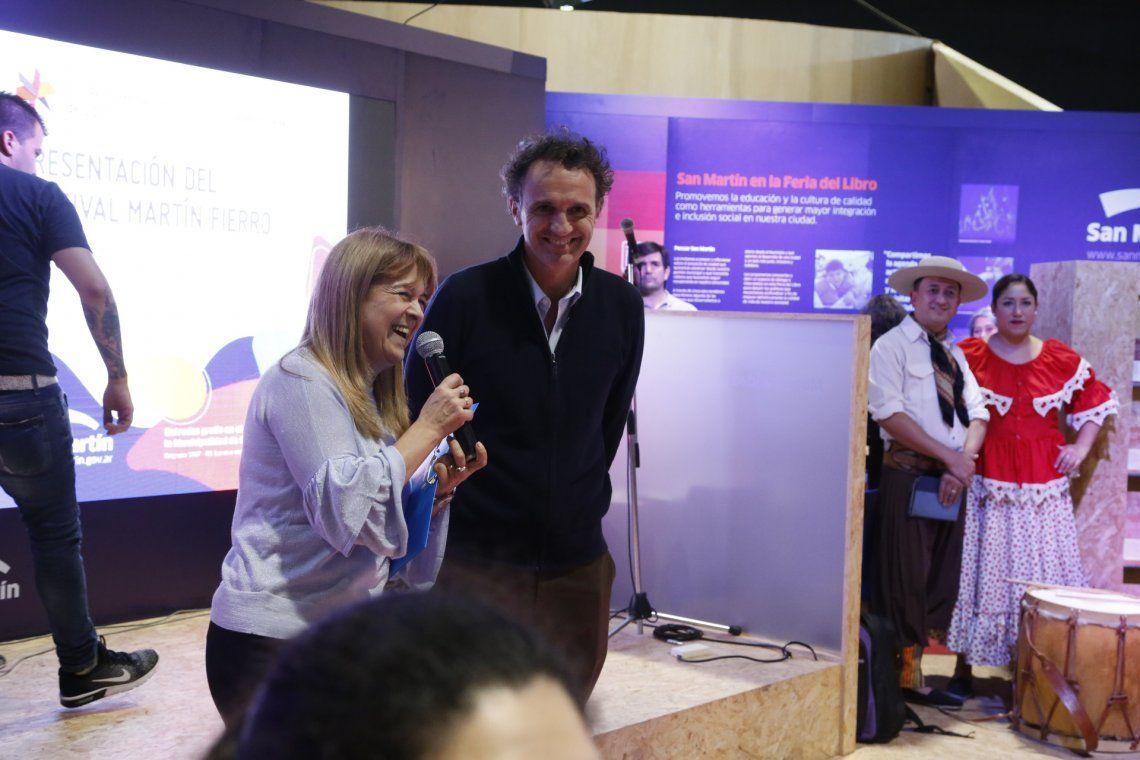 Presentaron la 2º edición del Festival Martín Fierro