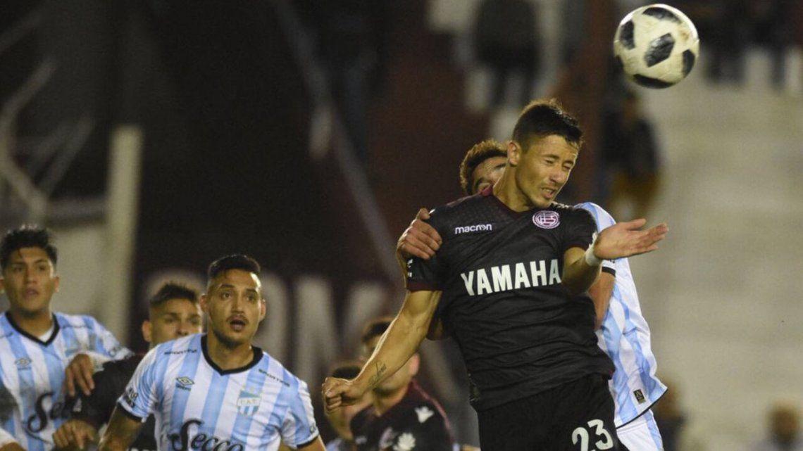 Lanús y Atlético Tucumán cerraron la temporada con un empate