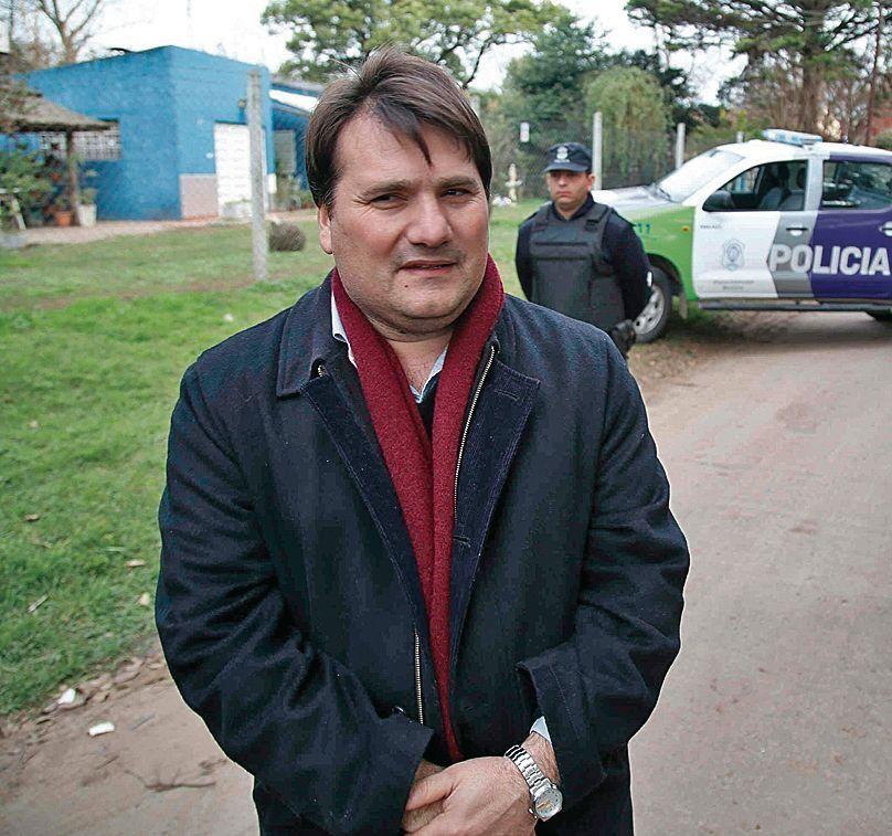 dEl intendente de General Rodríguez