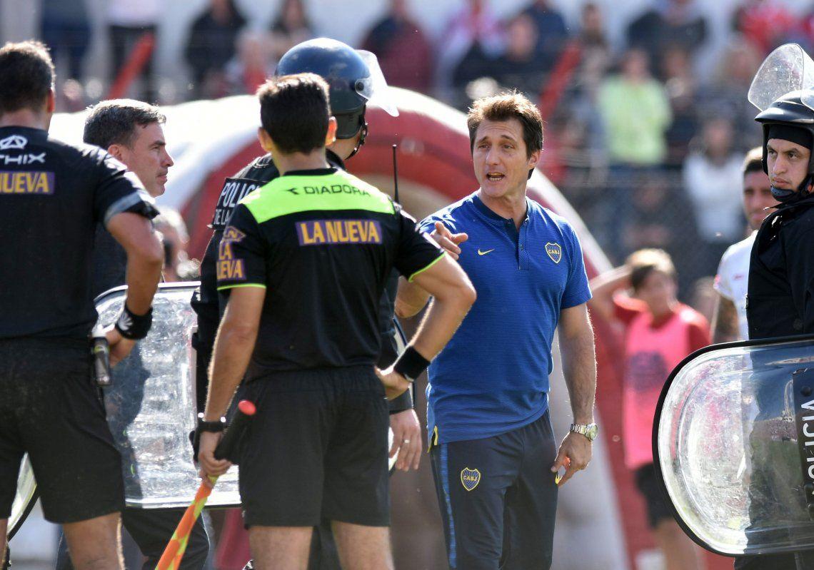 Guillermo se peleó con Rapallini por la Supercopa: Jugaron para River