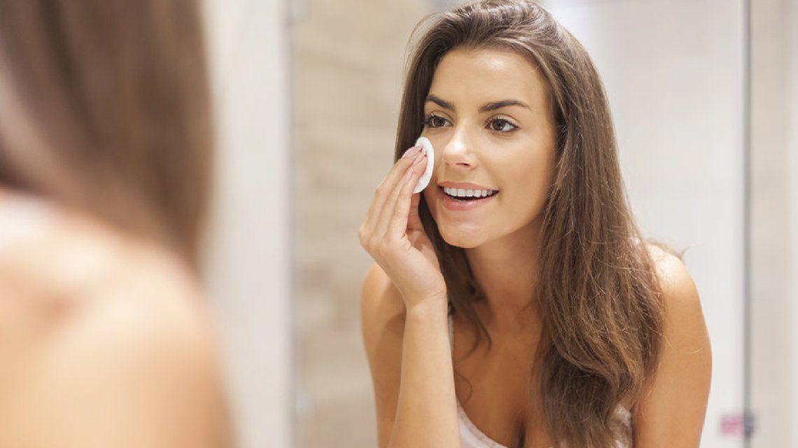 Los primeros signos de envejecimiento de la piel