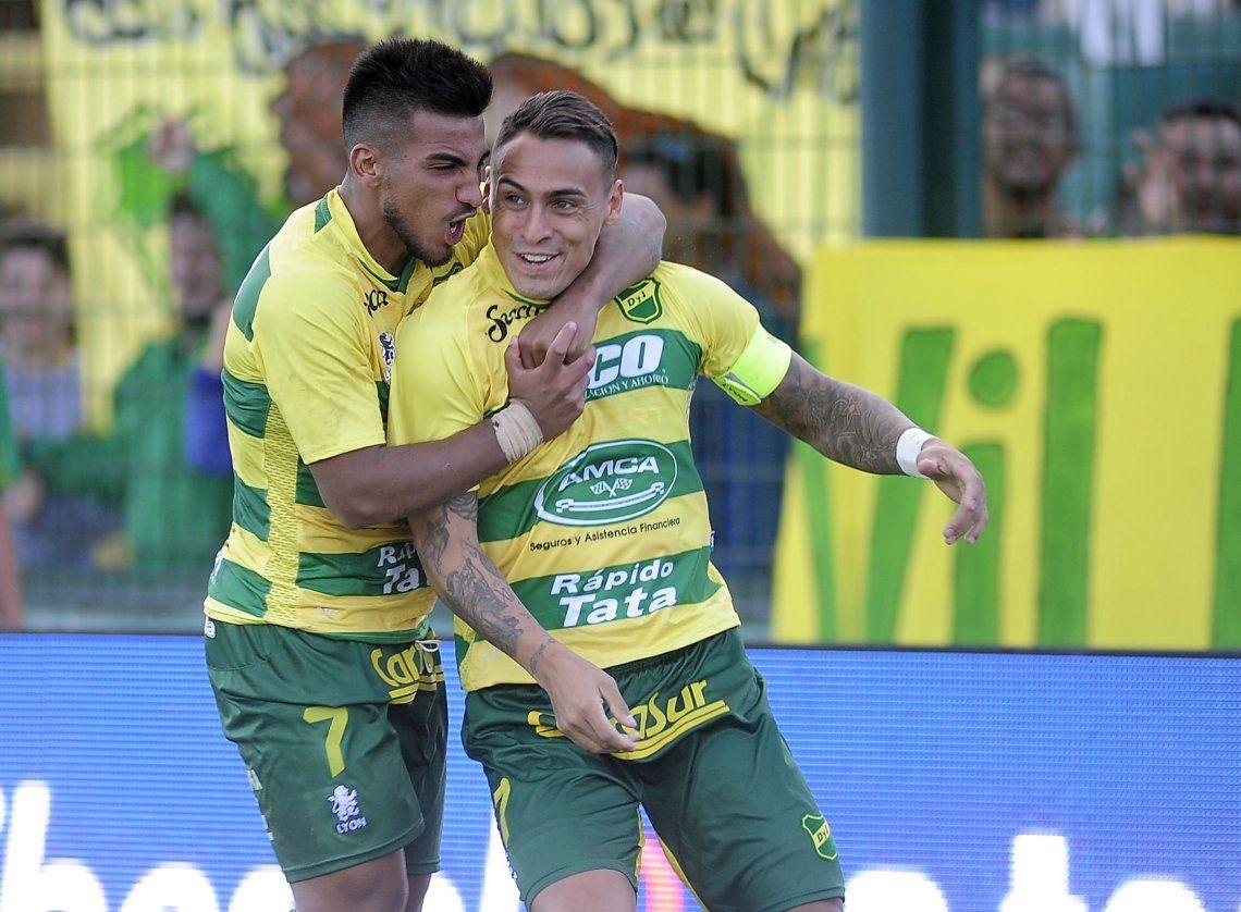 Defensa y Justicia venció al descendido Arsenal y clasificó a la Sudamericana