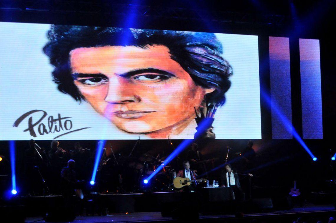 Las mejores fotos del recital de Palito Ortega y Cacho Castaña