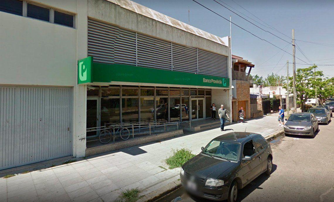Insólito: le robaron un millón y medio de pesos dentro del banco