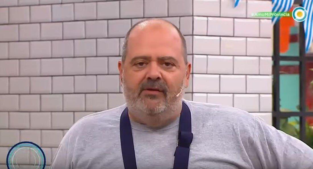 Calabrese volvió a Cocineros Argentinos: todo lo que dijo