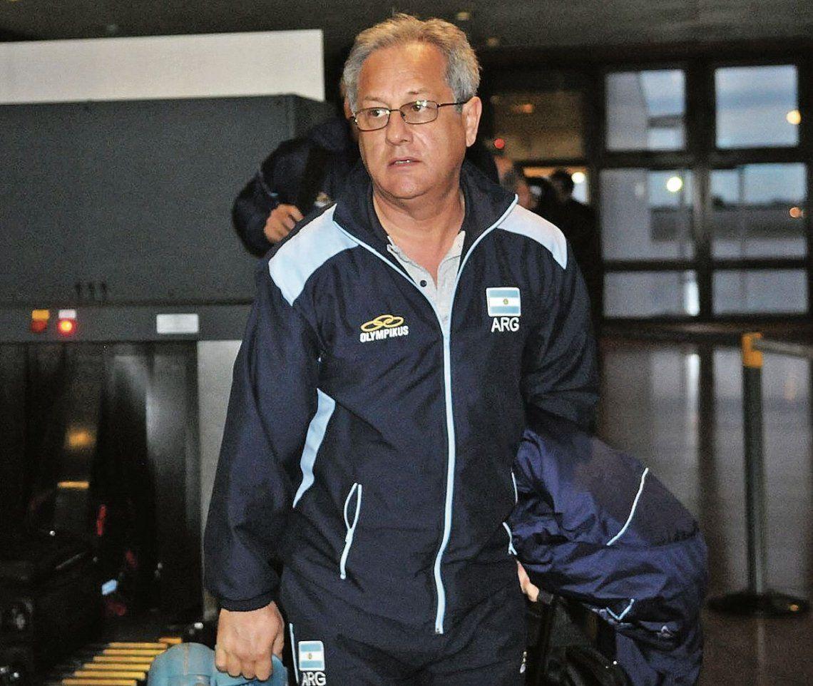 Julio Velasco se despedirá de la conducción de la Selección argentina de voleibol
