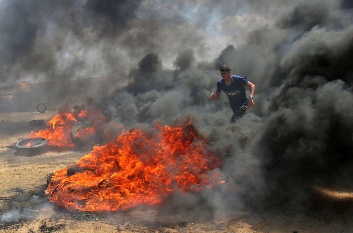 Las imágenes más impactantes de las protestas en Jerusalén