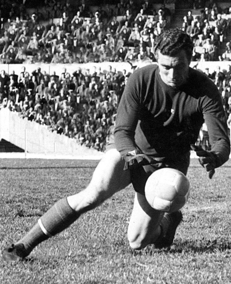 Amadeo Carrizo.