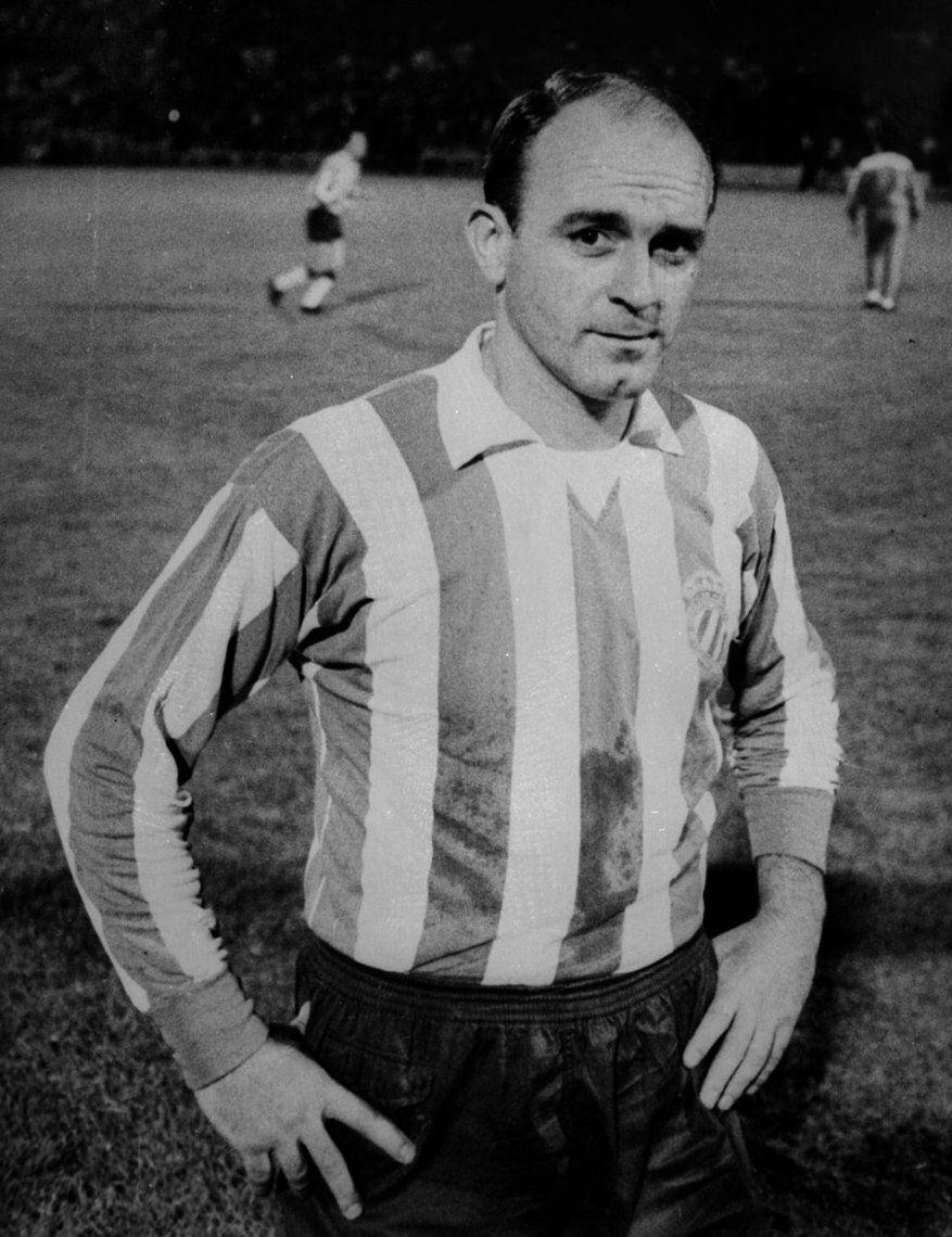 Alfredo Di Stéfano.