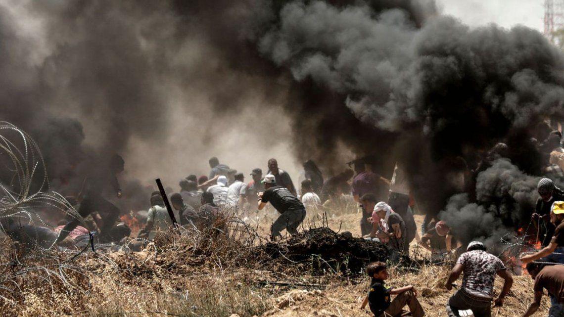 Mudanza de la embajada en Jerusalén: 55 muertos en las protestas