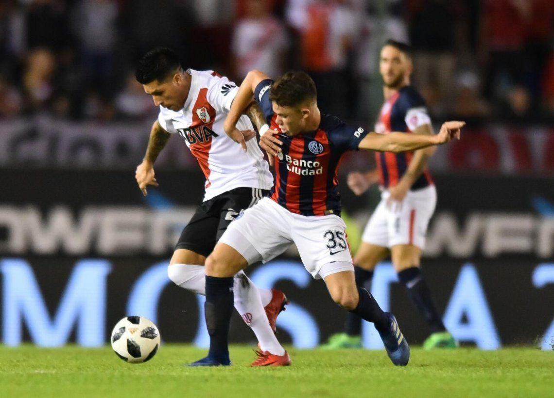 River cerró la Superliga con un triunfo ante San Lorenzo en el Monumental
