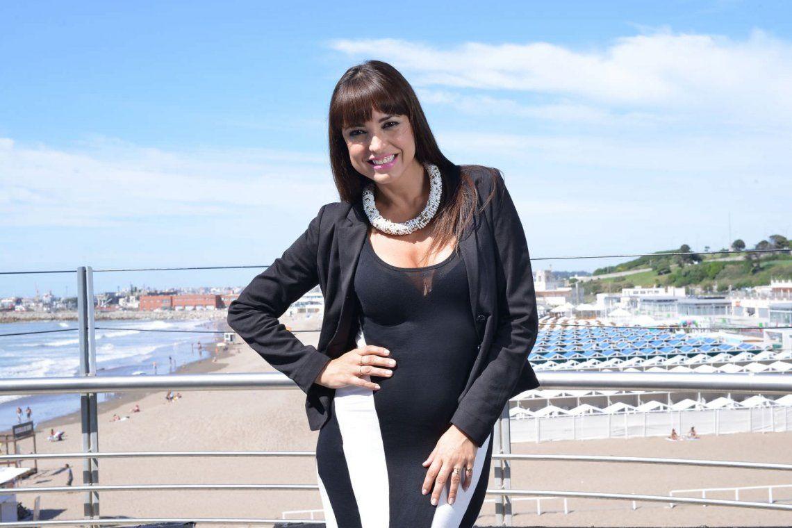 Nació Hannah, la beba de Andrea Estévez y Juan Manuel García