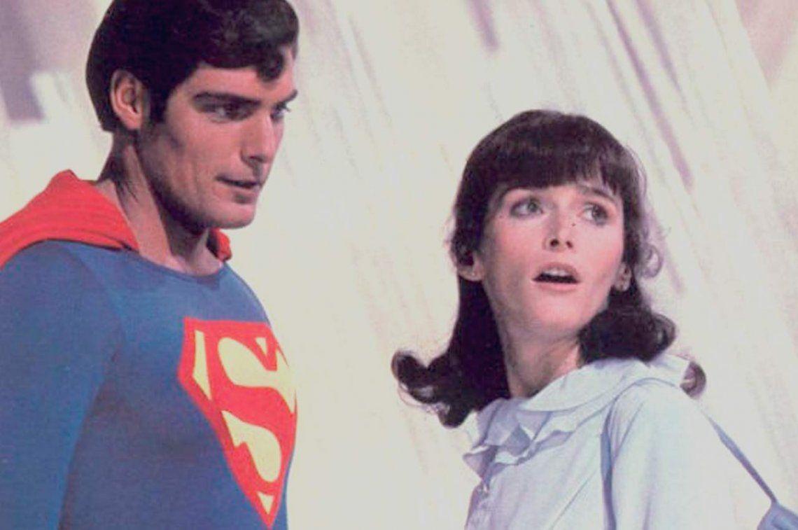 Murió Margot Kidder, la Luisa Lane de Superman