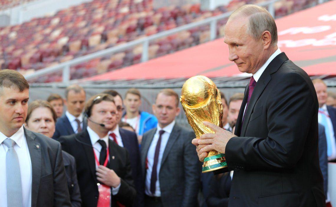 Porque esto es Rusia: la poderosa tierra del anfitrión Putin