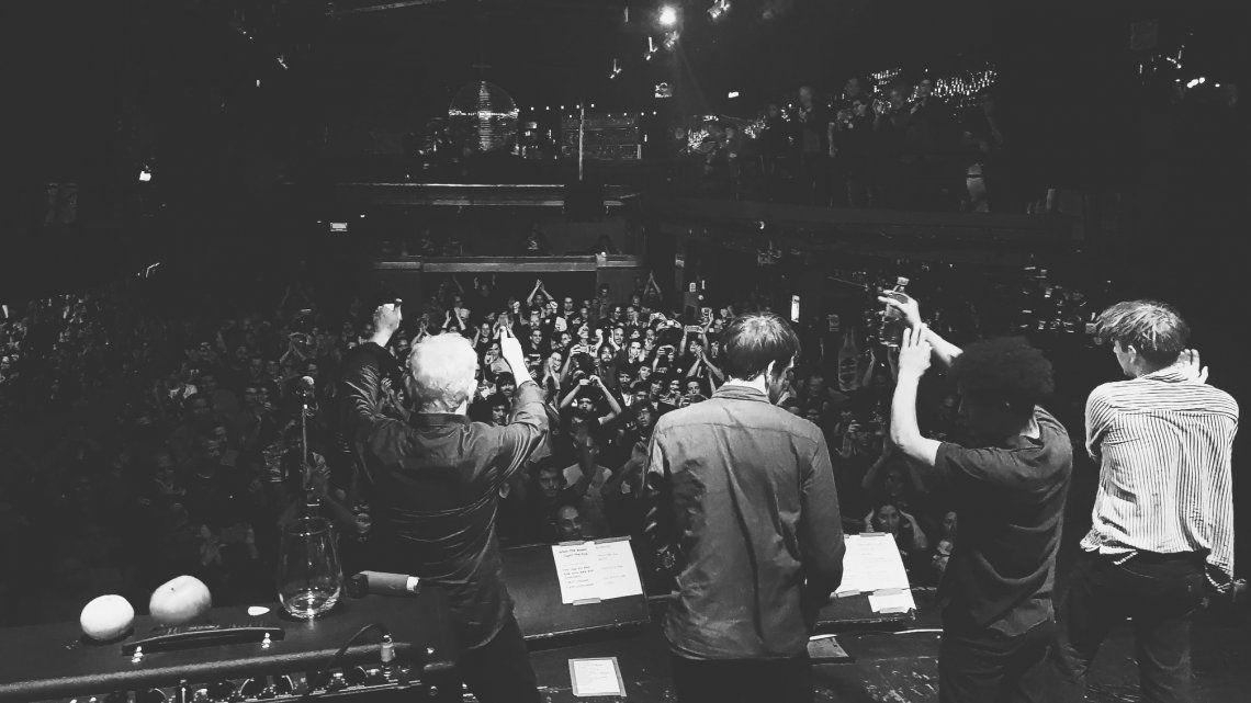 Gang of Four trajo su post-punk pionero por primera vez a Buenos Aires