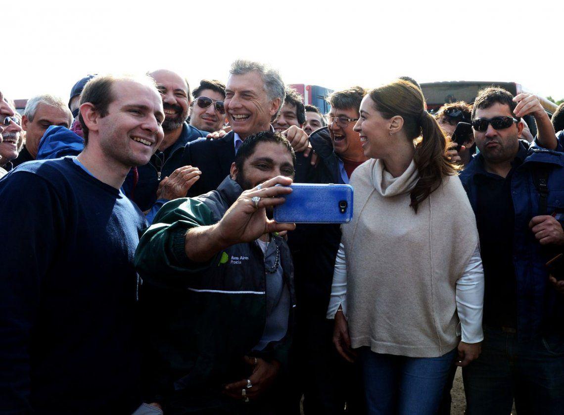 Macri: No hay una situación comparable a otras crisis