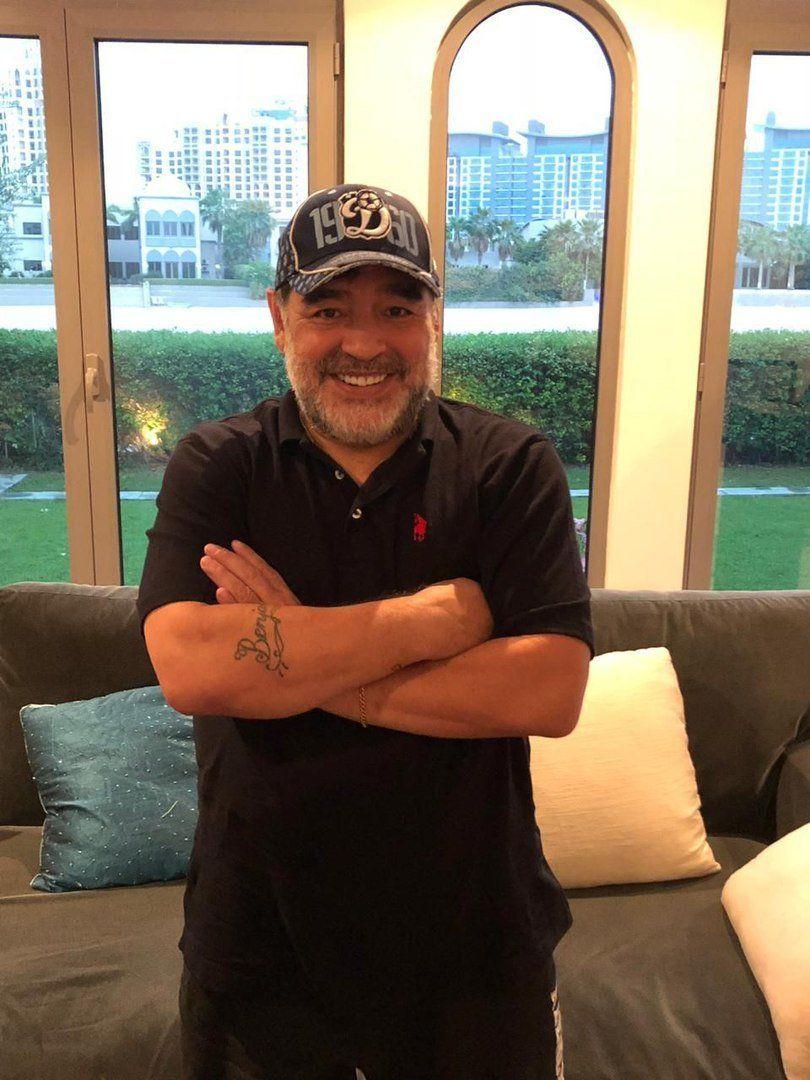 Maradona será presidente y dueño de un club de fútbol en Bielorrusia