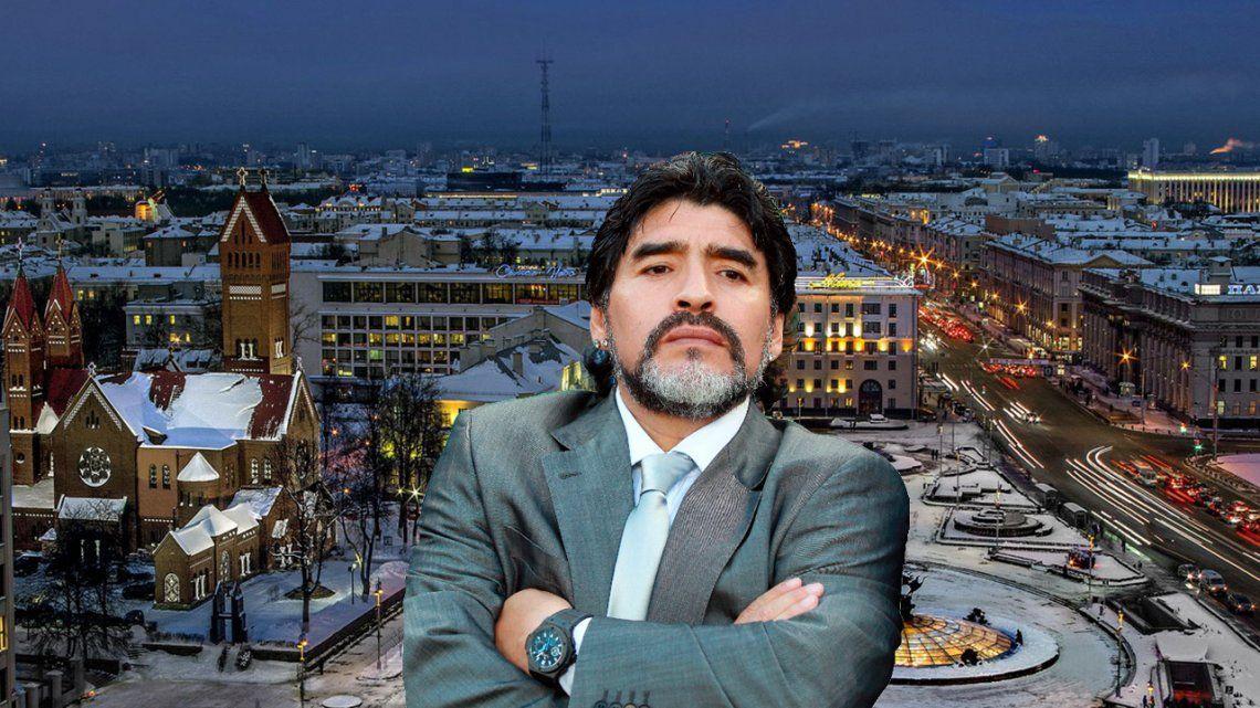 La nación de la papa: 5 curiosidades de Bielorrusia, el destino elegido por Maradona