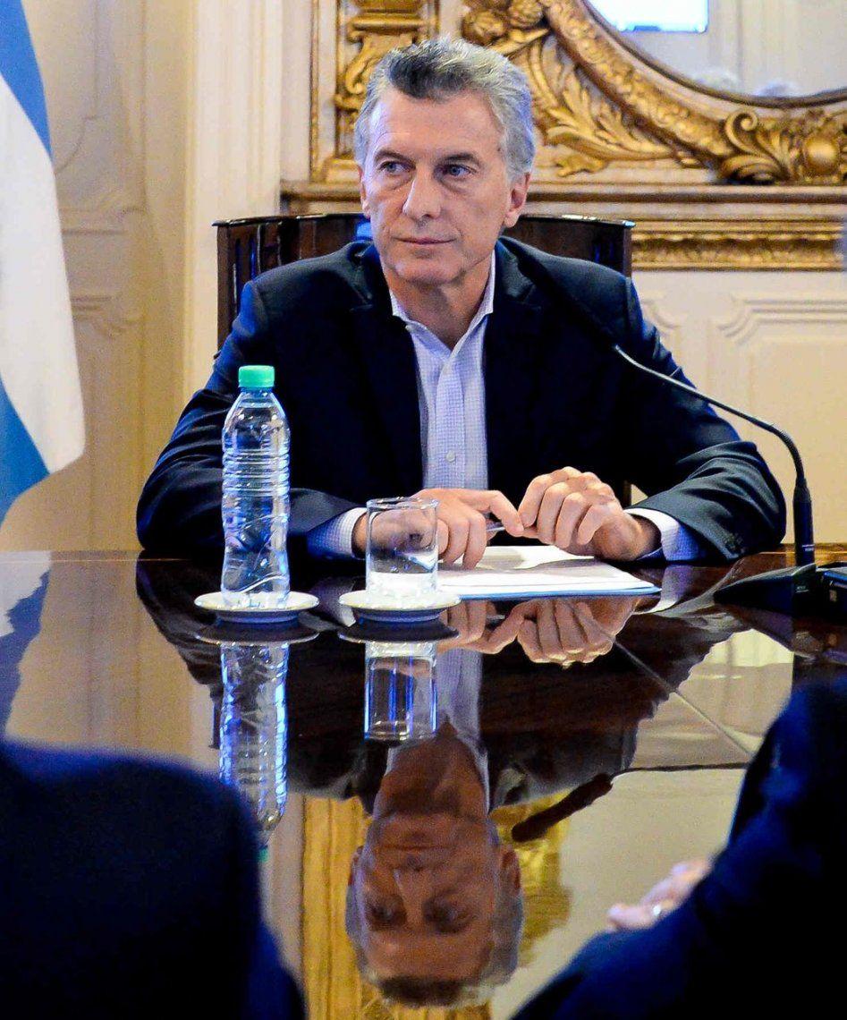 El trasfondo del gran acuerdo nacional que propone Macri