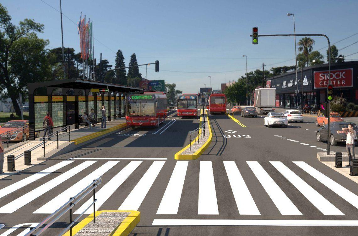 El Metrobus llega a Quilmes, Florencio Varela y Berazategui