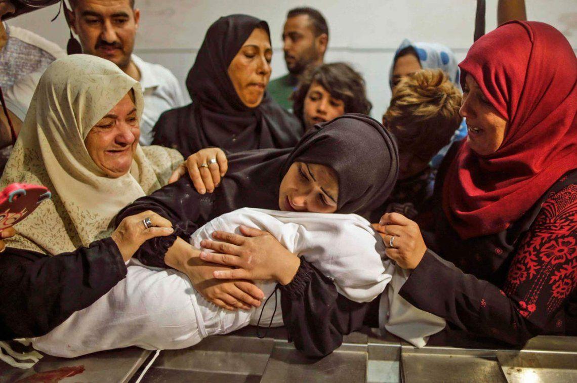 Israel, blanco del repudio mundial por matanza en Gaza