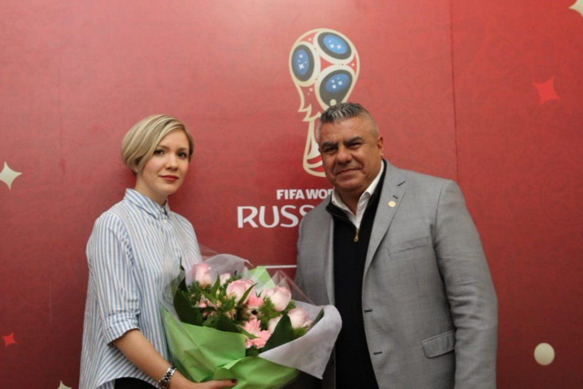 AFA tildó de error involuntario la polémica desatada por el manual para el Mundial de Rusia