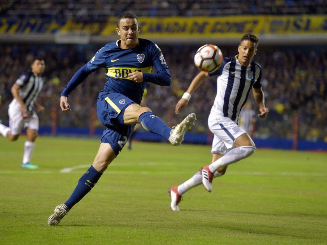 Las mejores fotos de la goleada de Boca ante Alianza Lima