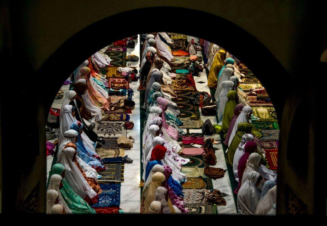 Indonesia | Mezquita de Al Akbar en Surabaya
