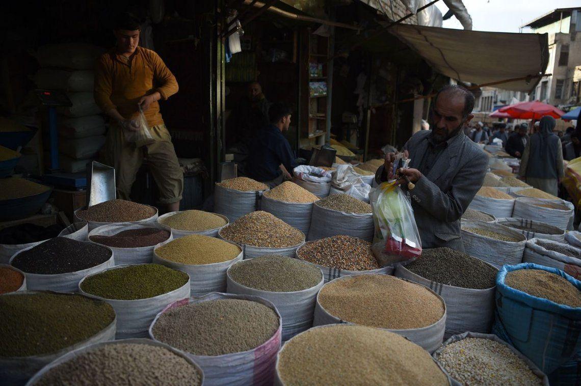 Afganistán |Los musulmanes se preparan para el Ramadán.