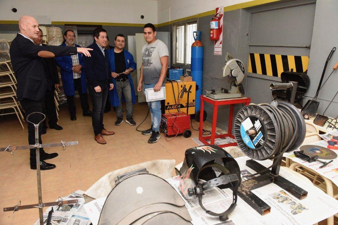 Malvinas Argentinas apuesta a la educación y el trabajo con el Centro Municipal de Estudios